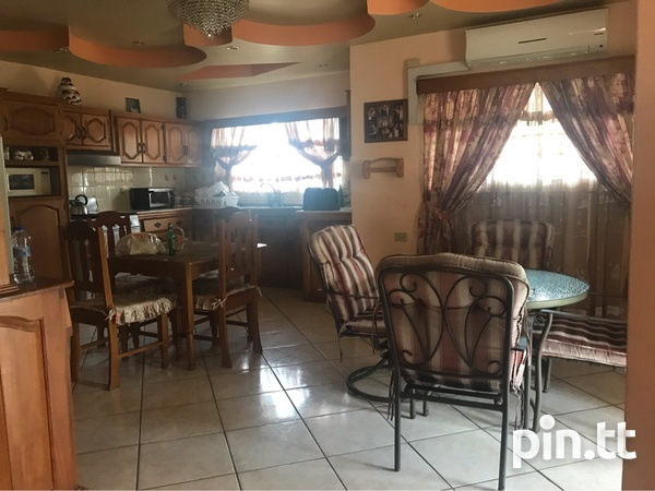 3 Bedroom Fully Furnished House In Sangre Grande-4