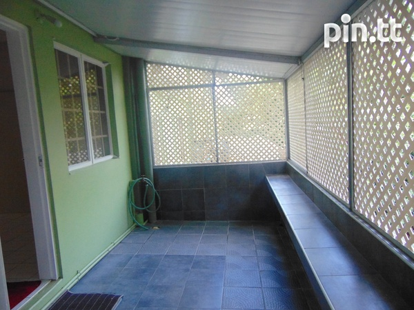 DIEGO MARTIN UNFURNISHED 3 BEDROOMS, 2 1/2 BATH TOWNHOUSE-3