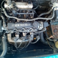 Chevy aveo ENGINE and transmission