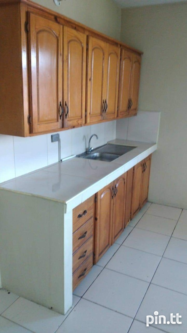 CHAGUANAS UNFURNISHED APARTMENT WITH 2 BEDROOMS-2