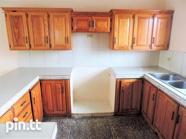 2 Bedroom Unfurnished Apartment Aranguez-2