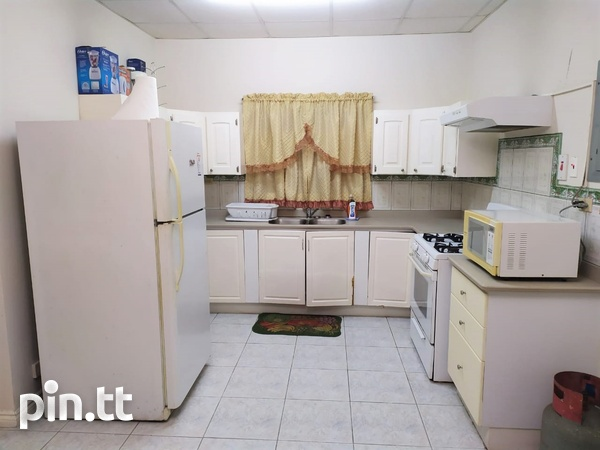 Arima Crossing Furnished 3 Bedroom House-4