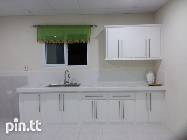 One Bedroom, Unfurnished Apartment, St. Croix Ext. Rd, Barrackpore-1