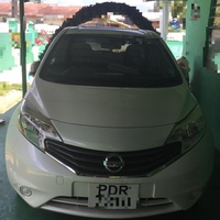 Nissan Note, 2014, PDR