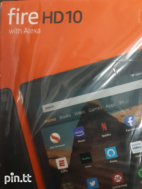 Amazon 10inch Fire Tablet-1