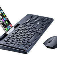 Agiler Wireless 2.4G keyboard and mouse combo