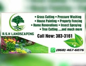 RSH landscaping and Home Rehabilitation