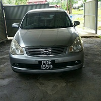 Nissan Sylphy, 2010, PDE