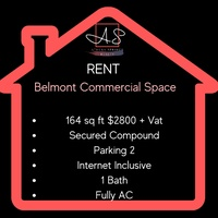 Belmont Commercial Space