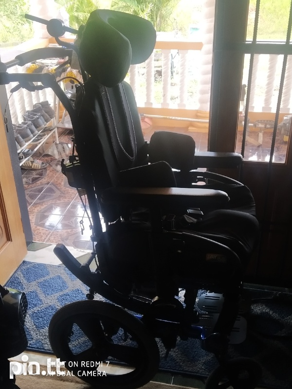 Specialized customized Wheelchair-3