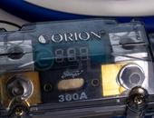 Orion XPT Amplifier Installation kit