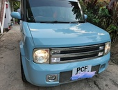 Nissan Cube, 2008, PCF
