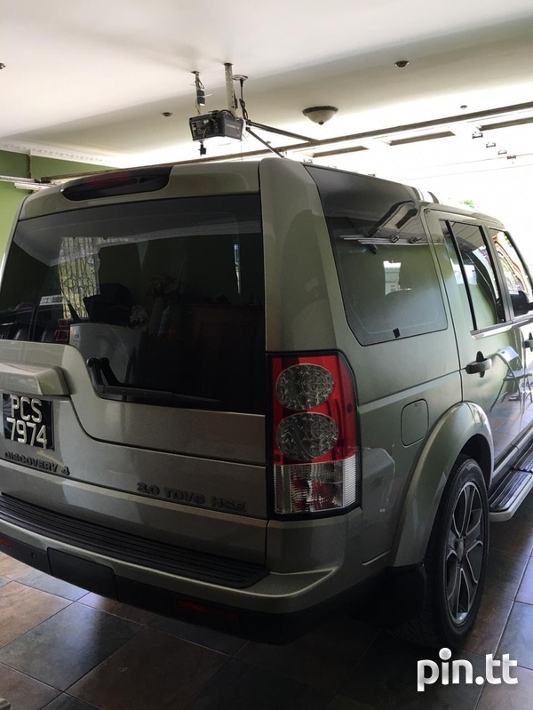 Land Rover Discovery, 2010, PCS-4