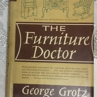 Furniture Repair Book