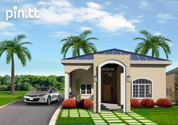 Luxurious 3 bedroom South homes in gated community.-2