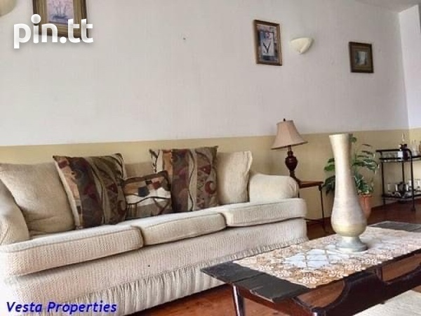 Fully Furnished 2 Bedroom Apartment-2