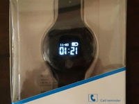 Smart Bracelet Water Resistant with LED watch, brand new in box