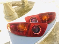 Mazda 3 tail lights