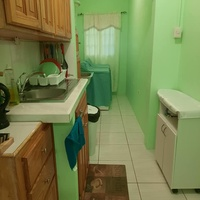 St Clair /Woodbrook - Fully furnished 1 bedroom/1 bath Apartment