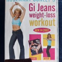 Rosemary Conley's Gi-Jeans Workout DVD