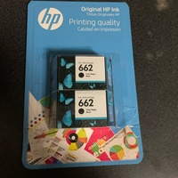 HP 662 - Black Ink