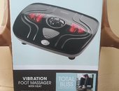 vibration foot messager with heat
