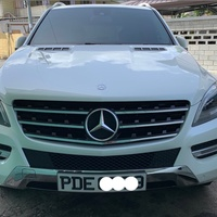 Mercedes Benz ML-Class, 2015, PDE