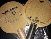 New table tennis rackets