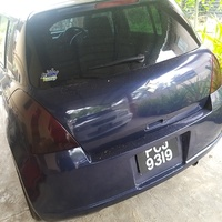 Suzuki Swift, 2008, PCJ