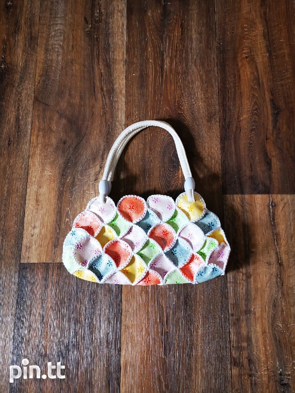 Hand Crafted Purse-1