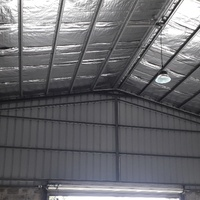 Warehouse Roofing by fiaz
