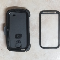 Samsung S4 Rugged Case/Screen protector