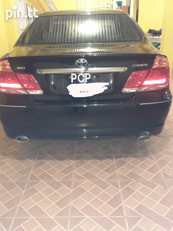 Toyota Camry, 2004, PCP-4