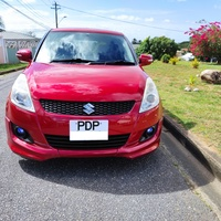 Suzuki Swift, 2012, PDP