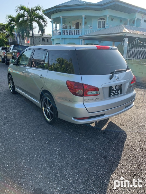 Nissan Wingroad, 2015, PDH-4