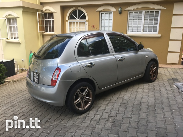 Nissan March, 2010, PDK-5