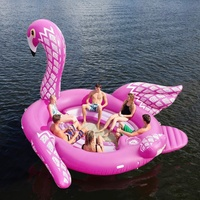 GINORMOUS FLAMINGO FLOAT UP TO 8 ADULTS