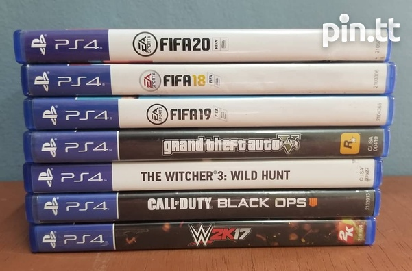 USED PS4 GAMES-1