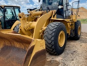 950 CAT Wheel Loader