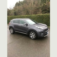 Kia Sportage, 2018, ROLL ON ROLL OFF