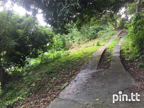 House and Land on Plymouth Road, Whim, Tobago-3