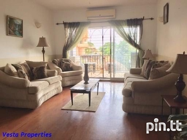 Fully Furnished 2 Bedroom Apartment-1