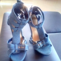 Women's Sexy Sophisticated Denim Shoes