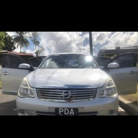 Nissan Sylphy, 2008, PDA