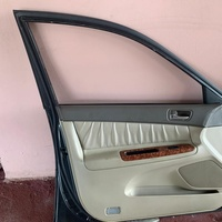 02-06 camry complete set of doors with mirrors