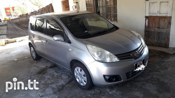 Nissan Note, 2009, PDK-2