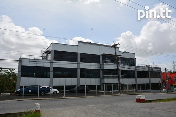Charles Street North, Gasparillo, NEW 3 Storey Commercial Building-7
