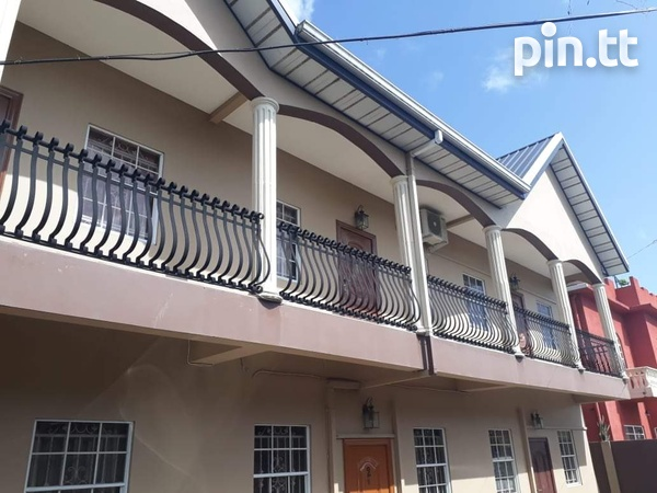 Furnished 1 Bedroom Piarco Apartment-1
