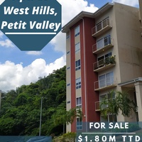 3 Bedroom, 2.5 Bathroom 4th Floor Apartment at West Hills