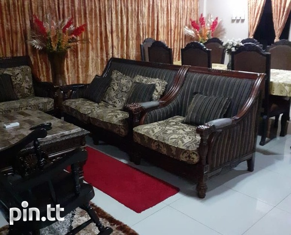 COUVA, 3 Bedroom House with Bonus Features-1